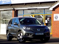 USED 2013 63 HONDA CR-V 2.2 I-DTEC SR 5dr 148 BHP *ONLY 9.9% APR with FREE Servicing*