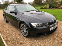 USED 2008 58 BMW M3 4.0 M3 2d 415 BHP HEATED LEATHER, PARK ASSIST, SATNAV