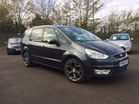 2007 FORD GALAXY 1.8 LX TDCI 5d  PART EXCHANGE TO CLEAR , FRESH MOT £2500.00