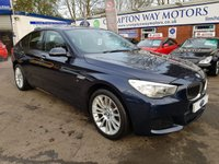 USED 2014 14 BMW 5 SERIES 3.0 535D M SPORT GRAN TURISMO 5d 309 BHP 0% AVAILABLE ON THIS CAR PLEASE CALL 01204 317705