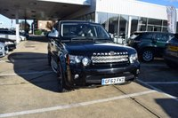 USED 2012 J LAND ROVER RANGE ROVER SPORT 3.0 SDV6 HSE 5d AUTO 255 BHP