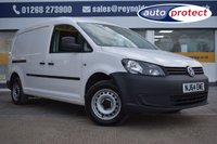 USED 2014 64 VOLKSWAGEN CADDY MAXI 1.6 C20 TDI STARTLINE BLUEMOTION TECHNOLOGY 1d 101 BHP THE CAR FINANCE SPECIALIST