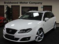 2012 SEAT EXEO 2.0 CR TDI SPORT TECH 5d 168 BHP £7950.00