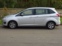 USED 2011 11 FORD GRAND C-MAX 2.0 ZETEC TDCI 5dr AUTO  FSH LOW MILES HPI CLEAR VGC
