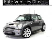 2003 MINI HATCH COOPER S