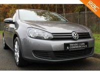 USED 2012 12 VOLKSWAGEN GOLF 1.6 MATCH TDI BLUEMOTION TECHNOLOGY 5d 103 BHP AN ECONOMICAL CAR WITH A GOOD SPECIFICATION!!