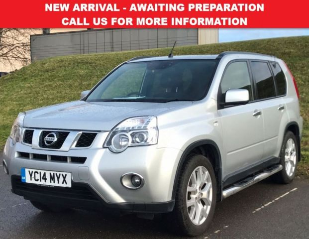 View our 2014 14 NISSAN X-TRAIL 2.0 DCI N-TEC PLUS 5d 171 BHP