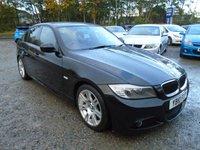 USED 2010 10 BMW 3 SERIES 2.0 320D M SPORT 4d 181 BHP