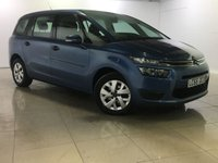 USED 2015 65 CITROEN C4 PICASSO 1.6 GRAND BLUEHDI VTR 5d 98 BHP MUST BE SEEN