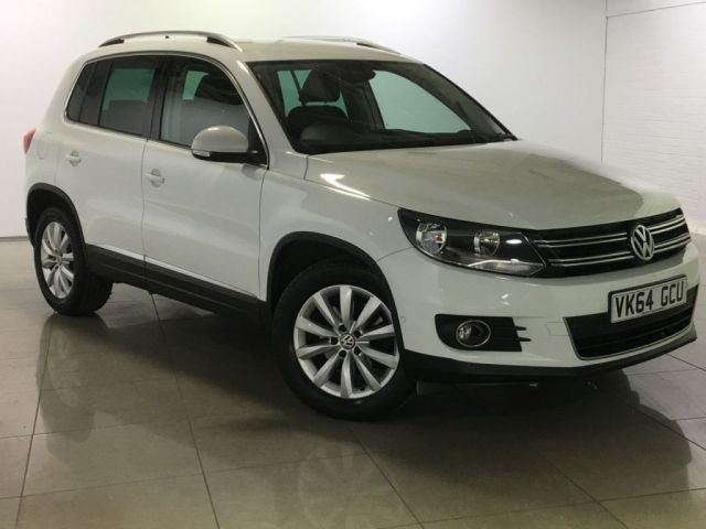 View our 2014 64 VOLKSWAGEN TIGUAN 2.0 MATCH TDI BLUEMOTION TECHNOLOGY 5d 139 BHP