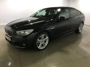 2011 BMW 5 SERIES 3.0 530D M SPORT GRAN TURISMO 5d AUTO 242 BHP £16490.00