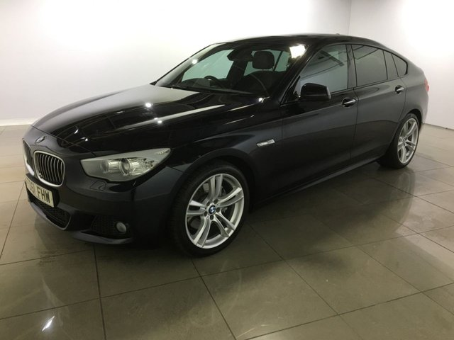 View our 2011 61 BMW 5 SERIES 3.0 530D M SPORT GRAN TURISMO 5d AUTO 242 BHP