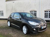 2011 CITROEN DS3 1.6 HDI BLACK AND WHITE 3d 90 BHP £6995.00