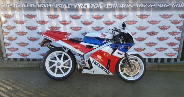 View our HONDA VFR400