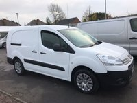 USED 2015 15 CITROEN BERLINGO 1.6 750 LX L2 HDI 1d 89 BHP