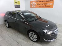 2013 VAUXHALL INSIGNIA 2.0 ELITE NAV CDTI 5d AUTO 160 BHP £9500.00