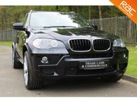USED 2009 59 BMW X5 3.0 XDRIVE30D M SPORT 5d 232 BHP A STUNNING CAR WITH A GOOD SPECIFICATION AND A FULL SERVICE HISTORY