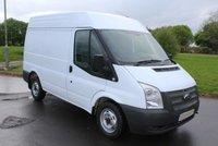 2011 FORD TRANSIT 280 SWB 2.2  £4995.00