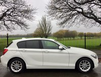 USED 2011 61 BMW 1 SERIES 116D PERFORMANCE EDITION