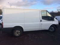 2013 FORD TRANSIT 280 SWB 2.2 280 LR 1d 99 BHP £5895.00