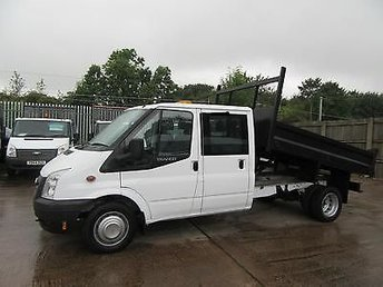 View our FORD TRANSIT 300 MWB