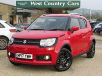 USED 2017 17 SUZUKI IGNIS 1.2 SZ-T DUALJET 5d 89 BHP £20 For A Years Tax And 50+MPG