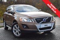 2009 VOLVO XC60 2.4 D5 SE LUX AWD 5d AUTO 185 BHP £11490.00