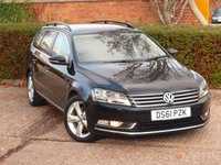 USED 2012 61 VOLKSWAGEN PASSAT 2.0 SE TDI BLUEMOTION TECHNOLOGY 5d 139 BHP PERFECT ONE OWNER ESTATE CAR WITH HUGE BOOT AND FULL VOLKSWAGEN SERVICE HISTORY!! ONLY £30 A YEAR ROAD TAX!! 50+ MPG IN DAY TO DAY DRIVING!! NEED FINANCE ?  POOR CREDIT WE CAN HELP! JUST ASK ! CLICK THE LINK AND APPLY 24/7!