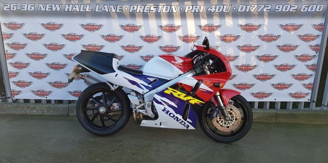 View our HONDA RVF400