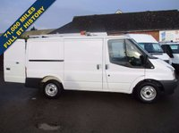 2010 FORD TRANSIT 300s SWB DIRECT FROM BT FLEET WITH FULL HISTORY £5545.00