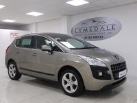 USED 2012 62 PEUGEOT 3008 1.6 ACTIVE E-HDI FAP 5d AUTO 112 BHP Great Looking Car, Superb Interior, £30 Tax, High MPG