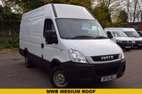 2011 IVECO-FORD DAILY 2.3 35S11V 1d 106 BHP £5999.00