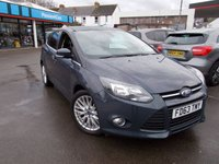 USED 2013 63 FORD FOCUS 1.6 ZETEC TDCI 5d 113 BHP FORD FOCUS TDCI (63)