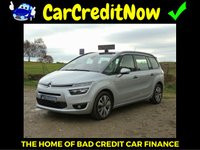 USED 2014 14 CITROEN C4 PICASSO 1.6 GRAND E-HDI AIRDREAM EXCLUSIVE 5d 113 BHP