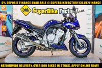 USED 2004 54 YAMAHA FZS1000 1000CC GOOD BAD CREDIT ACCEPTED, NATIONWIDE DELIVERY,APPLY NOW