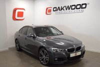 2016 BMW 3 SERIES 3.0 335D XDRIVE M SPORT 4d AUTO 308 BHP £SOLD