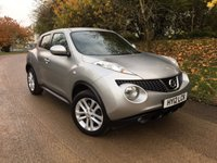 2012 NISSAN JUKE 1.6 ACENTA PREMIUM DIG-T 5d 190 BHP PLEASE CALL TO VIEW £8000.00