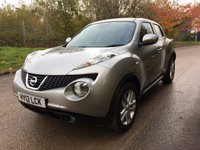 USED 2012 12 NISSAN JUKE 1.6 ACENTA PREMIUM DIG-T 5d 190 BHP PLEASE CALL TO VIEW