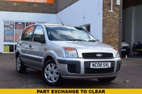 2008 FORD FUSION 1.4 STYLE CLIMATE 5d 80 BHP £1450.00