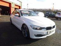 2013 BMW 3 SERIES 2.0 320D EFFICIENTDYNAMICS 4d 161 BHP £11750.00