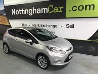 USED 2012 62 FORD FIESTA TITANIUM