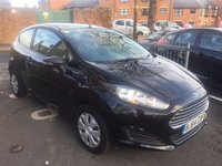USED 2014 64 FORD FIESTA 1.2 STUDIO 3d 59 BHP NEW MODEL FIESTA WITH LOW INSURANCE AND EXCELLENT FUEL ECONOMY!!..LOW CO2 EMISSIONS..£30 ROAD TAX...FULL HISTORY...ONLY 14004 MILES FROM NEW!!