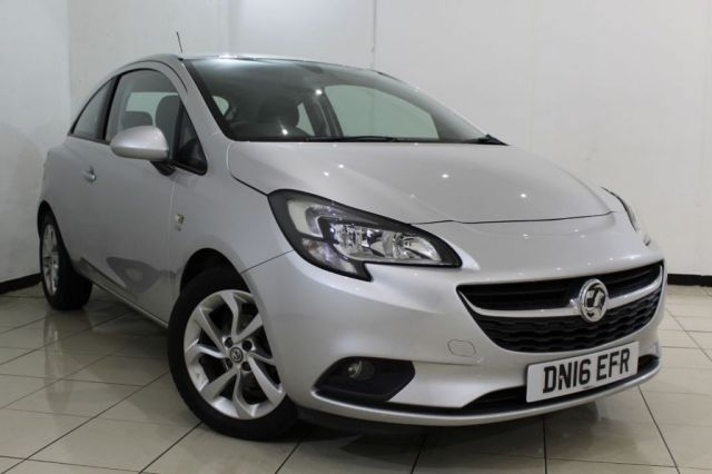 View our 2016 16 VAUXHALL CORSA 1.4 ENERGY AC ECOFLEX 3DR 89 BHP