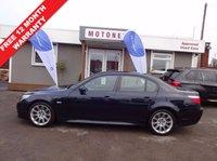 2009 BMW 5 SERIES 2.0 520D M SPORT 4DR SALOON DIESEL 175 BHP £8200.00