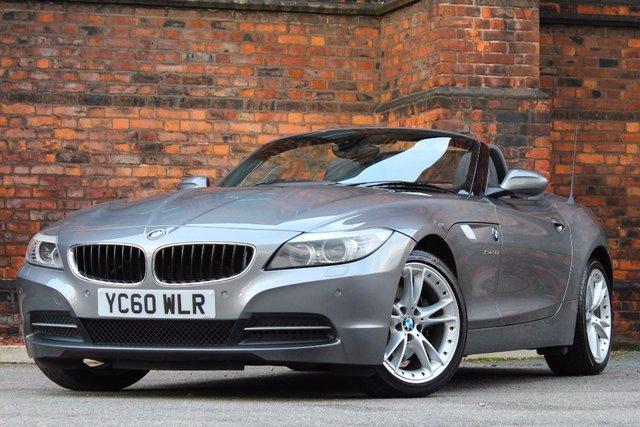 2011 60 BMW Z4 3.0 30i sDrive 2dr