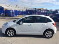 USED 2012 12 CITROEN C3 1.4 WHITE 5d 72 BHP