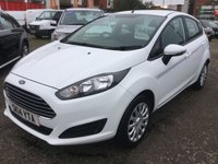 2014 FORD FIESTA 1.2 STYLE 5d 1 PREVIOUS OWNER  £6499.00