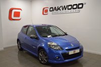 USED 2010 10 RENAULT CLIO 1.6 GT 3d 127 BHP *LOW MILES* ANTHRACITE ALLOYS
