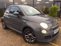 USED 2014 64 FIAT 500 1.2 S 3d 69 BHP BEST COLOR FIAT 500 !!