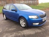 USED 2014 64 SKODA OCTAVIA 2.0 SE TDI CR 5d 148 BHP ONE COMPANY OWNER, EXCELLENT DRIVER